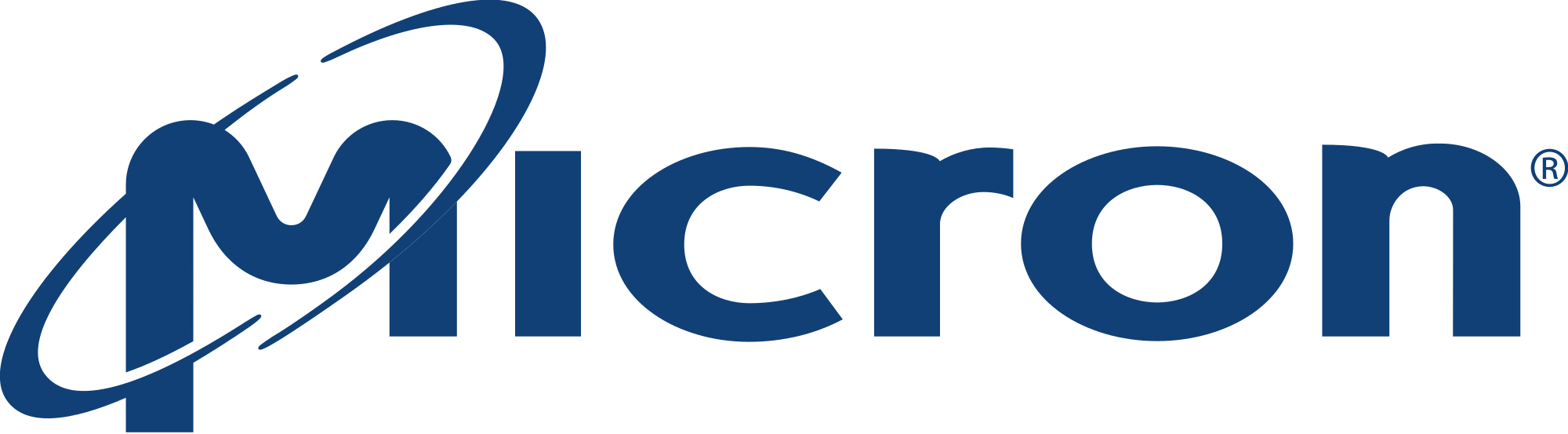 Micron Logo - File:Micron Technology logo.svg - Wikimedia Commons
