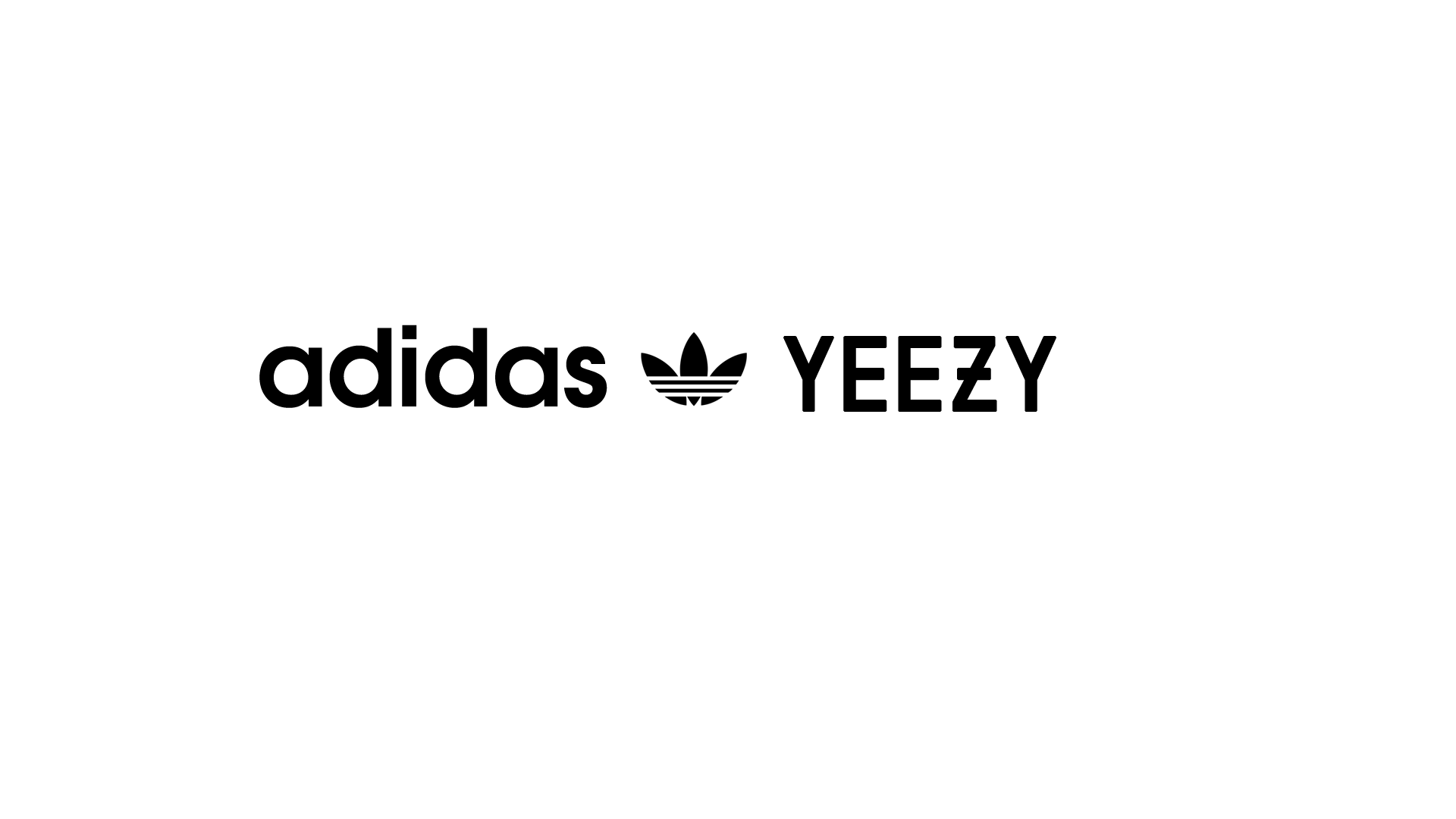 Yeezy Logo - For any editors out there, I couldn't find the adidas yeezy logo so ...