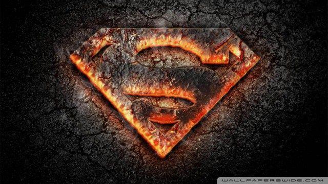 Dark Superman Logo - LogoDix