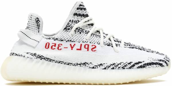 Yeezy Logo - 11 Reasons to/NOT to Buy Adidas Yeezy 350 Boost v2 Zebra (Feb 2019 ...