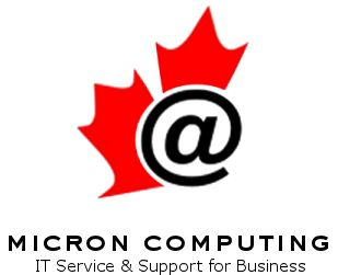 Micron Logo - Micron-Logo : Think Local First