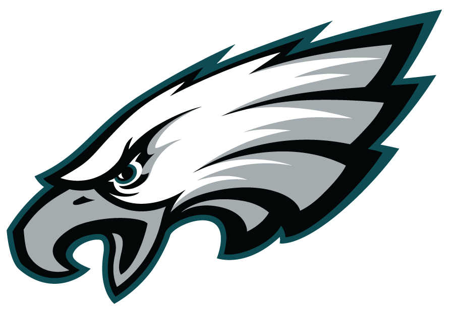 Eagles Logo - Philadelphia Eagles Primary Logo - National Football League (NFL ...