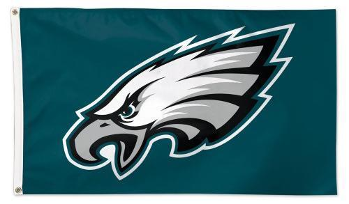 Eagles Logo - 3x5 FT Philadelphia Eagles Logo Flag | eBay