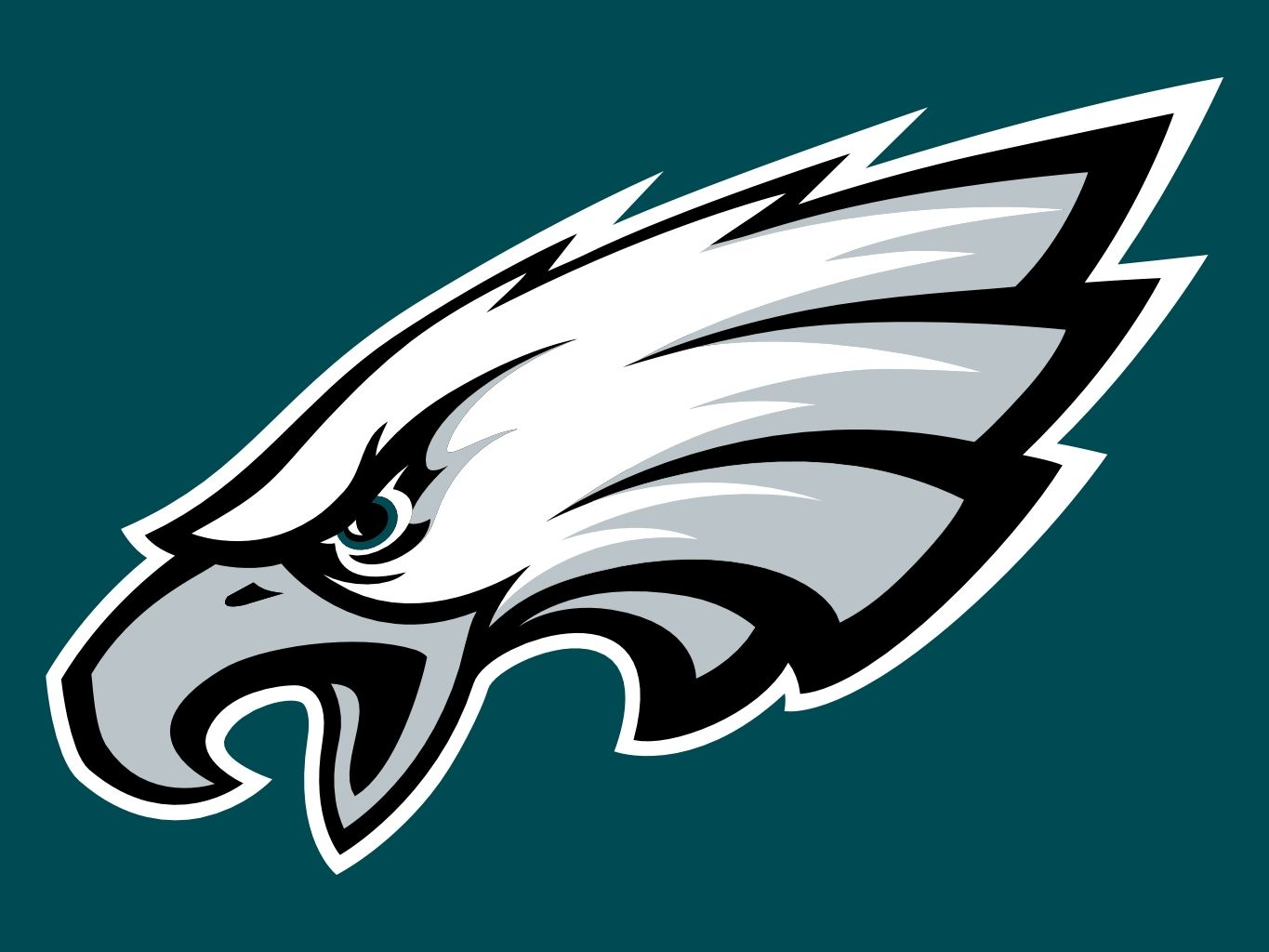 Eagles Logo - Free Philadelphia Eagles Logo, Download Free Clip Art, Free Clip Art ...