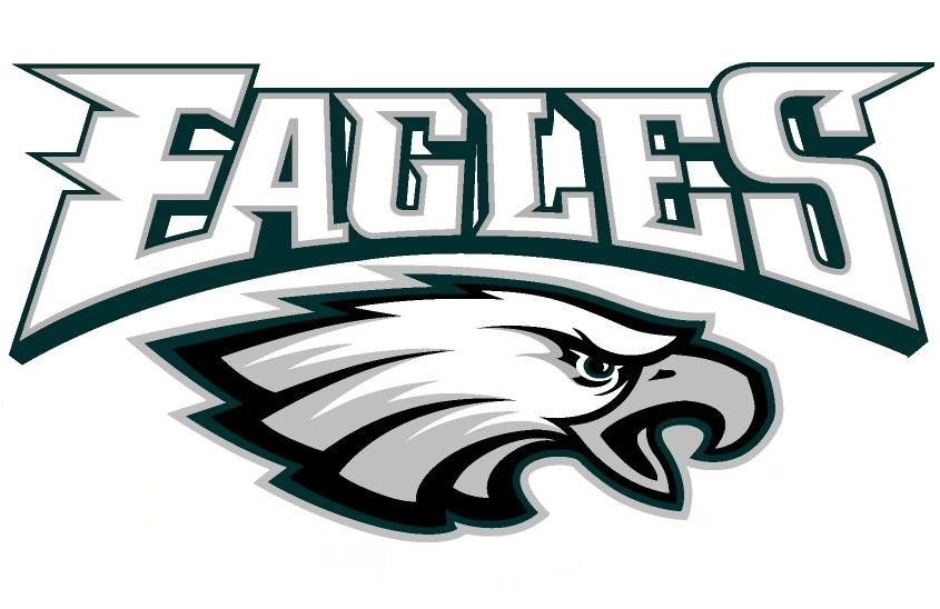 Eagles Logo - Philadelphia Eagles Logo】| Philadelphia Eagles Logo Design Vector ...