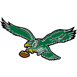 Eagles Logo - Philadelphia Eagles Primary Logo | Sports Logo History