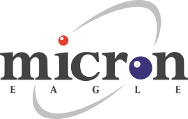 Micron Logo - Micron Eagle | Your one stop fluid power company