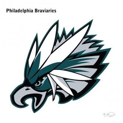 Eagles Logo - What if the Eagles Logo Went Pokémon Style? - Eagles Gab