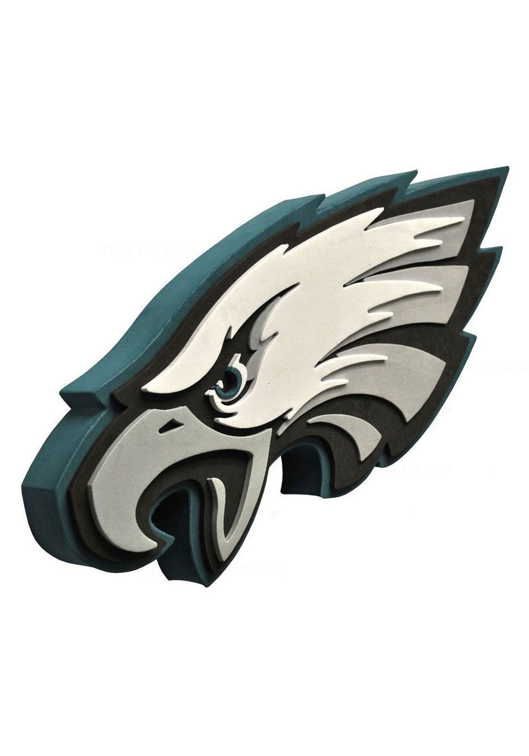 Eagles Logo - NFL Philadelphia Eagles Logo Foam Sign