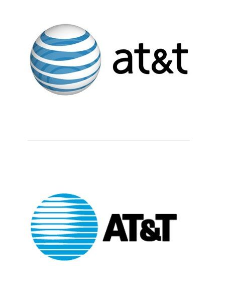 AT&T Logo - AT&T Logo Redesign Discussion » ISO50 Blog – The Blog of Scott ...