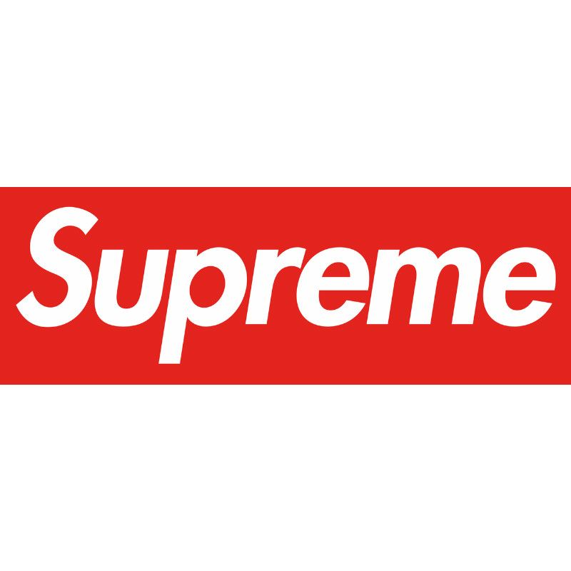 Supreme Logo - Supreme Font and Supreme Logo