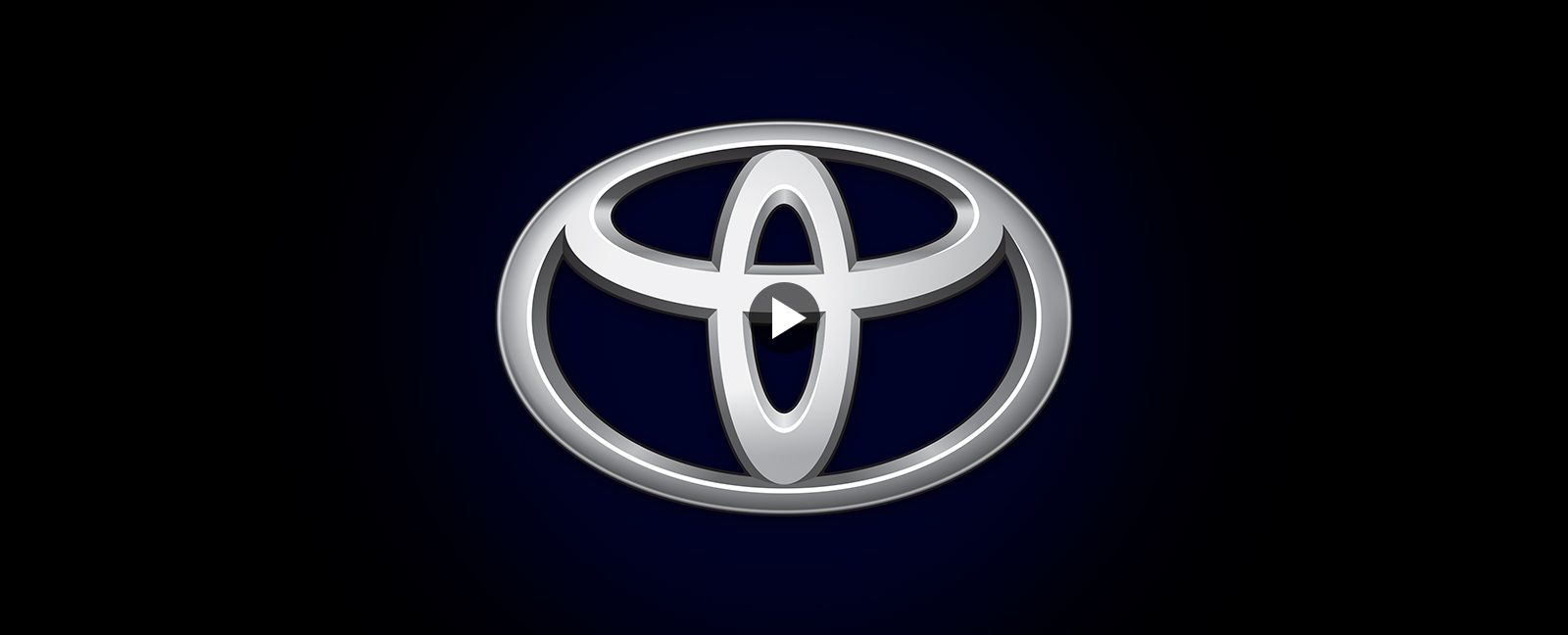 Black and Silver Car Logo - Toyota Global Site | Emblem
