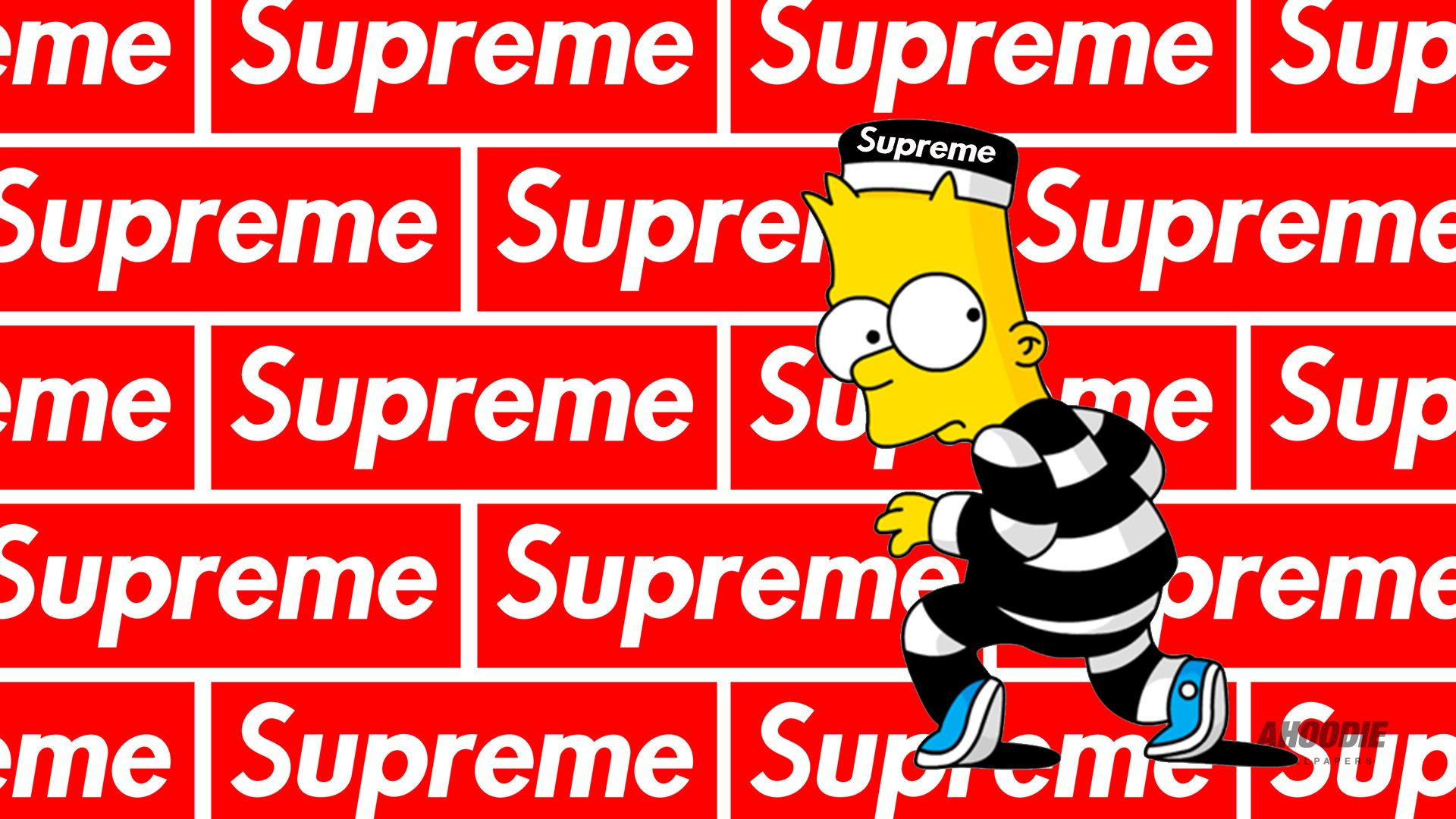 Lit Supreme Cartoon Logo Logodix