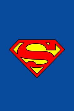 Superman Logo - Superman Logo - Iconic Superhero (Need this to reference as a draw ...