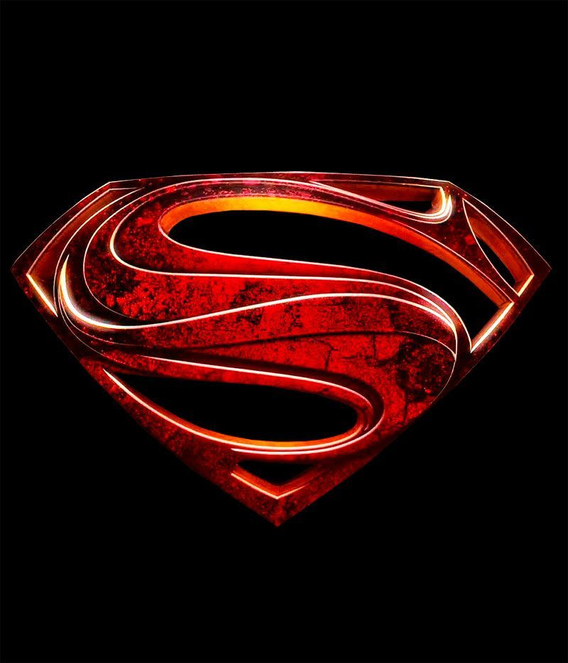 Superman Logo - Camiseta Superman. Logo Man of Steel | Tattoos | Superman, Superman ...