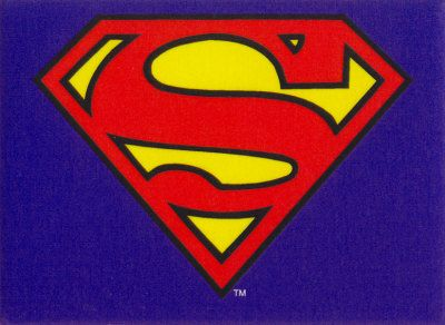 Superman Logo - File:Superman-Logo.jpg - Wikimedia Commons