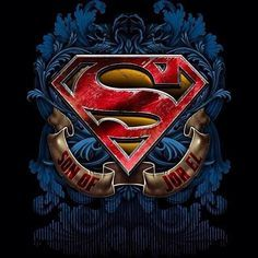 Superman Logo - 297 Best Superman Logo images in 2019 | Superman logo, Superman ...