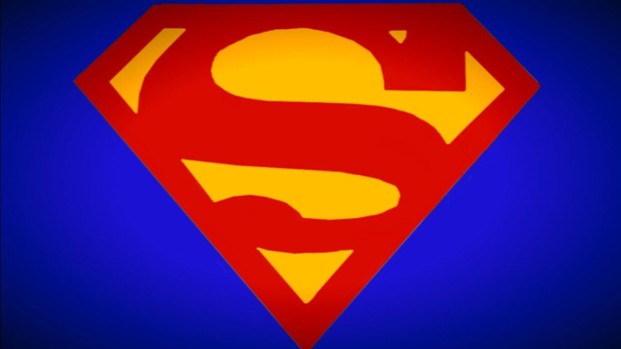 Superman Logo - Superman logo - YouTube