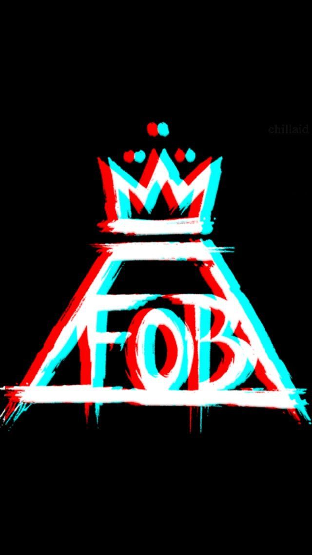 FOB Fall Out Boy Logo - Fall Out Boy logo ❤ | FOB | Fall Out Boy, Bandas, Musica