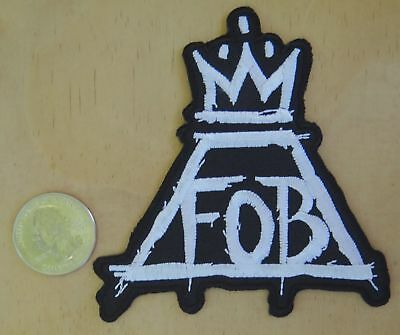 FOB Fall Out Boy Logo - FOB