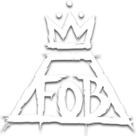 FOB Fall Out Boy Logo - Fall Out Boy - FOB Diamond Snapback | Home Page | Fall Out Boy