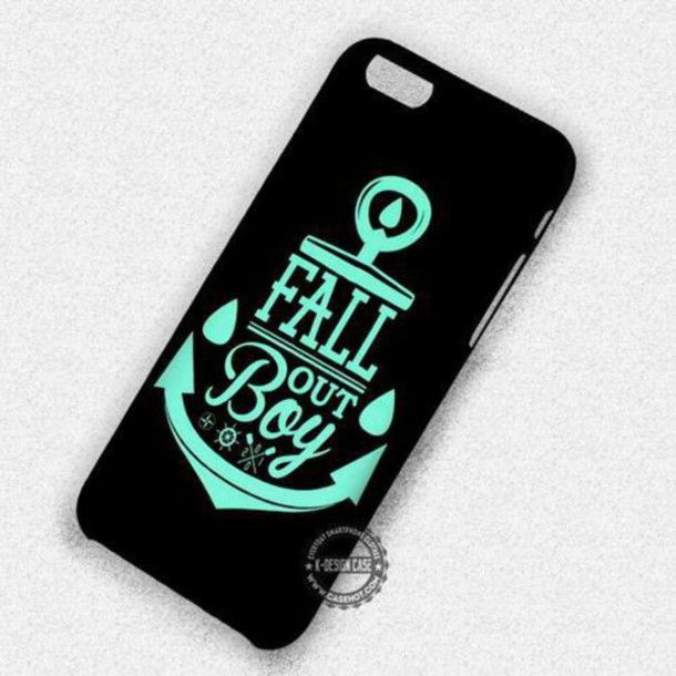 FOB Fall Out Boy Logo - phone cover, music, fall out boy, fall out boy logo, iphone cover ...