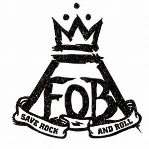 FOB Fall Out Boy Logo - Information about Fall Out Boy Logo Black - yousense.info