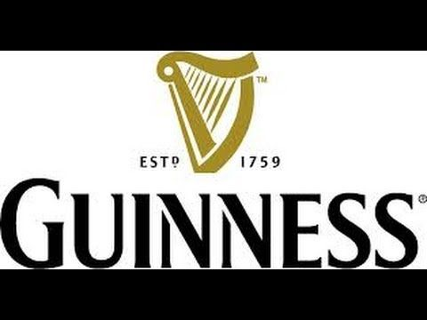 Harp Beer Logo - Beer Review: Guinness Harp - YouTube