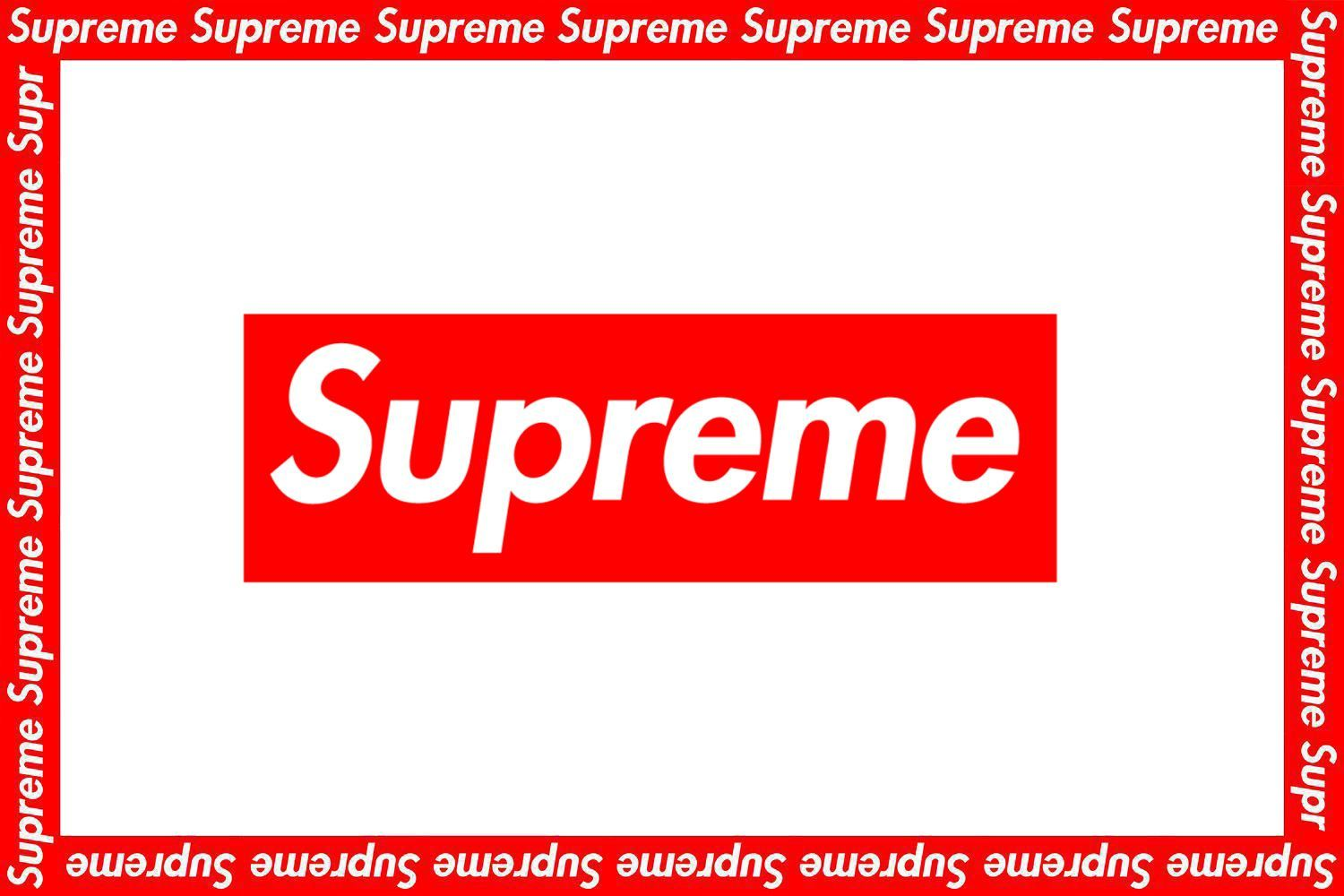 Supreme Logo - The troubled history of Supreme's boxlogo trademark registration