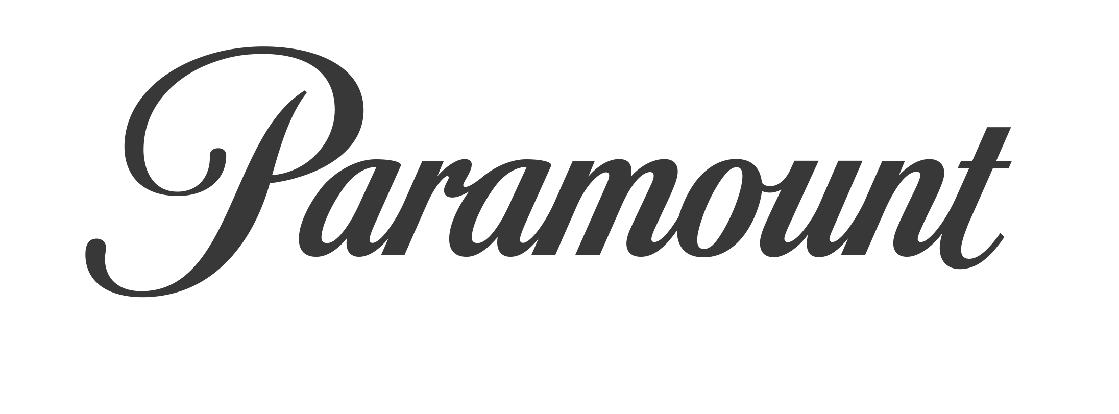Paramount Logo - new PARAMOUNT logo by Ian Brignell | Ian Brignell Lettering Design