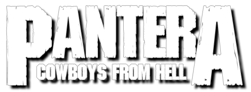 Pantera Logo - Pantera – Cowboys From Hell