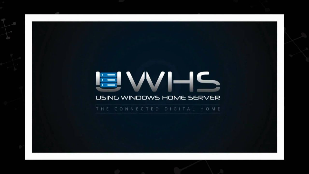 Windows Home Server Logo - LogoDix