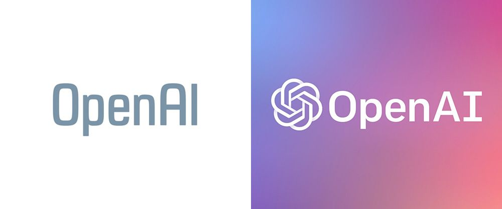OpenAI Logo - Brand New: New Logo and Identity for OpenAI by Nonlinear