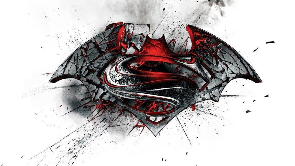 Batman V Superman Logo Logodix
