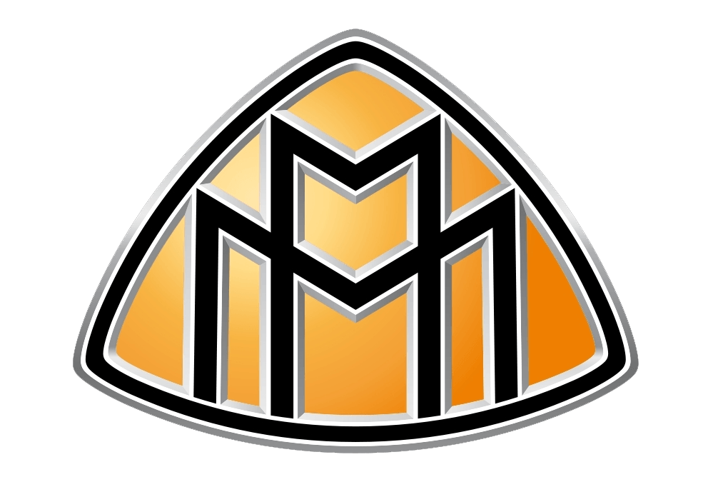 Maybach Logo - Maybach Logo Meaning and History, latest models | World Cars Brands