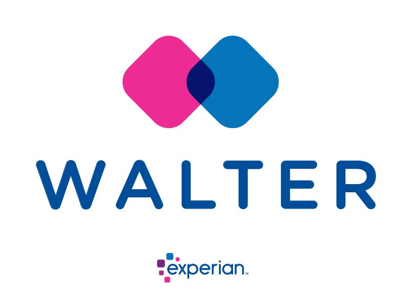 Experian Logo - Experian: Walter concept by Rick Byrne | Dribbble | Dribbble