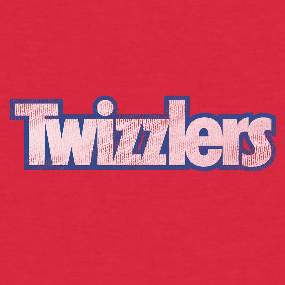 Twizzlers Logo - Amazon.com: Tee Luv Twizzlers Candy Shirt - Distressed Twizzlers ...