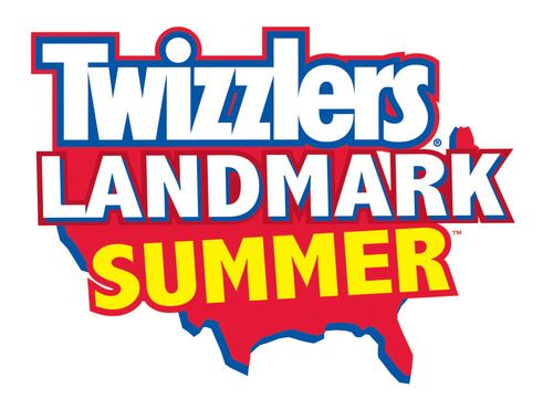 Twizzlers Logo - 10 Families, One Car and 10,000 Miles: Twizzlers Landmark Summer ...
