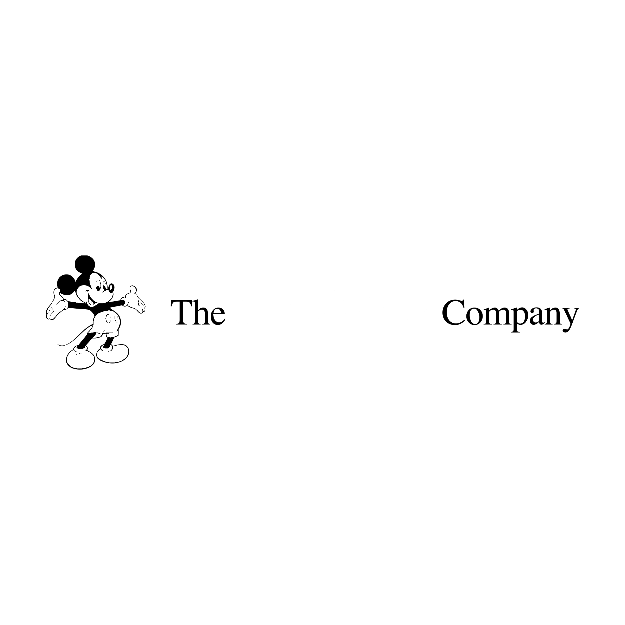 The Walt Disney Company Logo - The Walt Disney Company Logo PNG Transparent & SVG Vector - Freebie ...