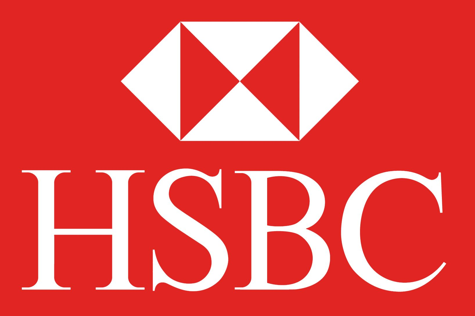 HSBC Logo - HSBC Logo, Hongkong and Shanghai Banking Corporation symbol
