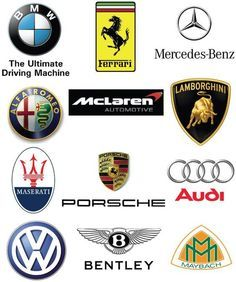 Foreign Car Brands >> Expensive Foreign Cars Logo Logodix