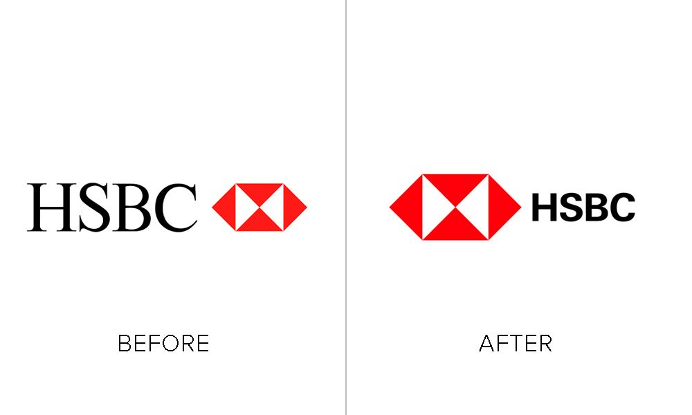 HSBC Logo - Analysis: New Logo for HSBC |