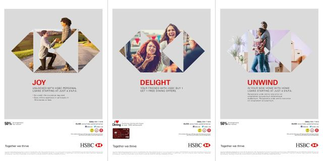 HSBC Logo - HSBC – Brand Refresh – My F Opinion