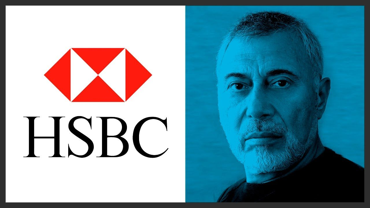HSBC Logo - HSBC Logo - Henry Steiner | Logo design & Designer review - YouTube