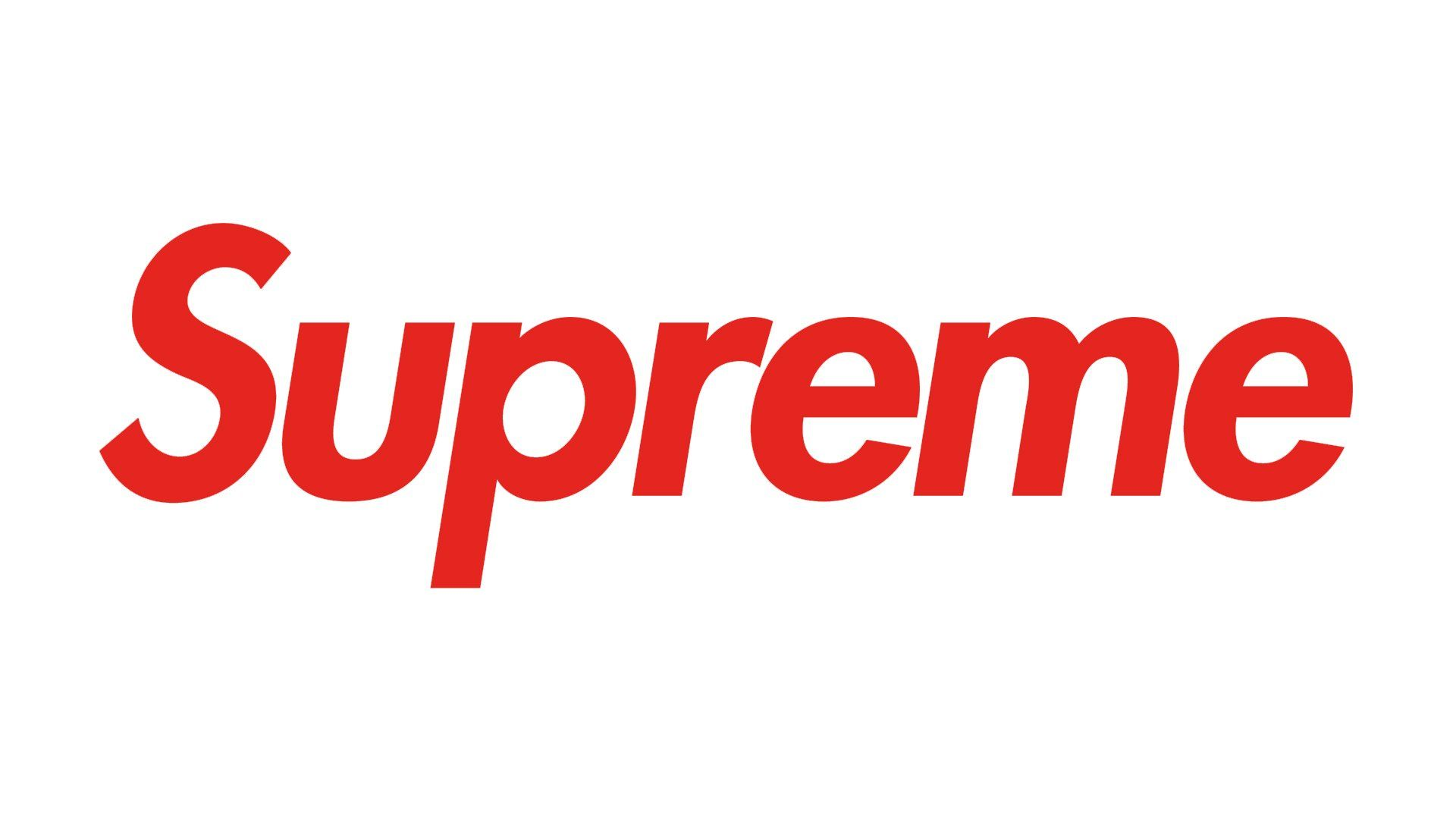 Supreme Logo - Supreme Logo Sticker #1 (TWO) 6