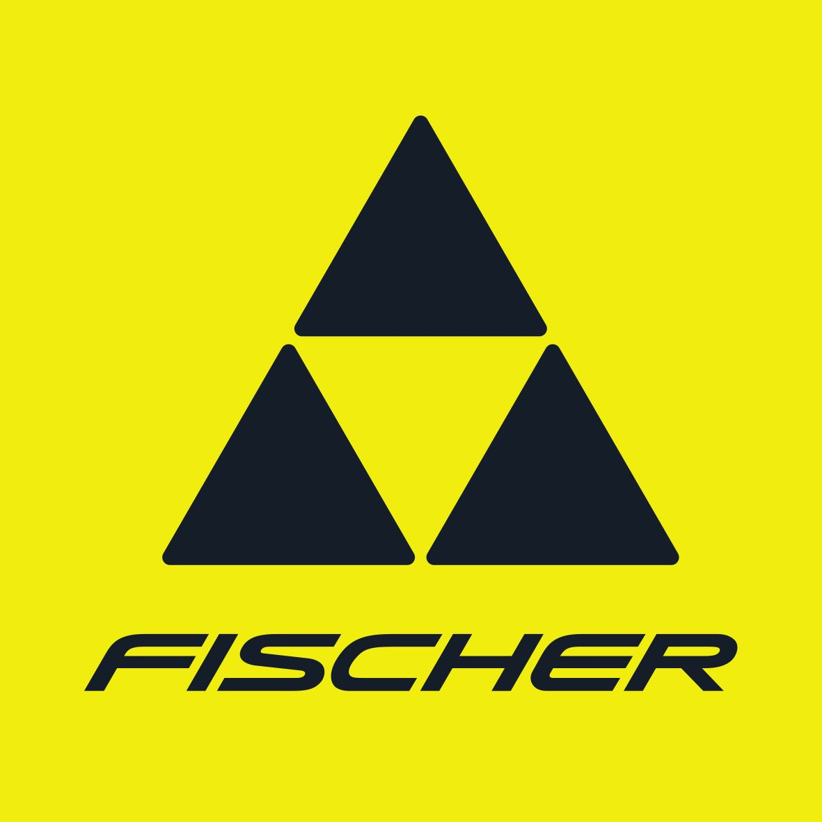 Silver C Yellow Triangle Logo - Fischer (company)
