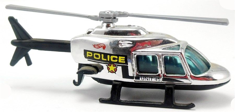 Silver C Yellow Triangle Logo - Propper Chopper – 74mm – 1990 | Hot Wheels Newsletter