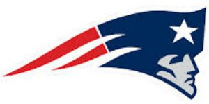 New England Patriots Logo - 20 WATER SLIDE NAIL ART TRANSFERS DECALS NEW ENGLAND PATRIOTS LOGO ...