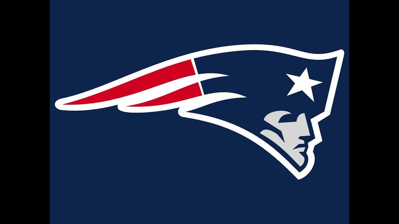 New England Patriots Logo - Logo Dojo: New England Patriots (Tutorial) - YouTube