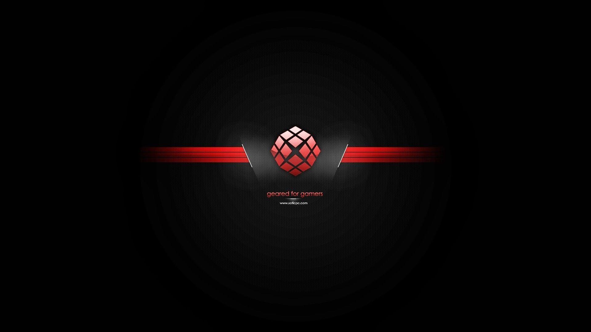 Red And Black Gamer Logo Logodix